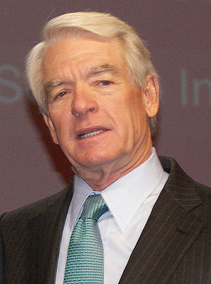 Charles Schwab, founder of Charles Schwab Corp...