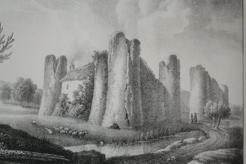 Fichier:Chateau Courcy lithographie 1826.jpg