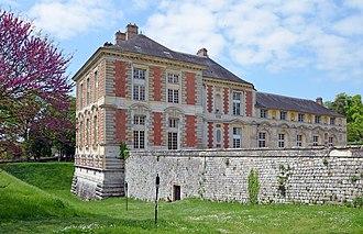 Château de Vallery - Image: Chateau de Vallery DSC 0230