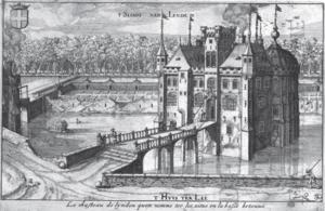 Lynden family - Image: Chateau de ter Lede a Lynden