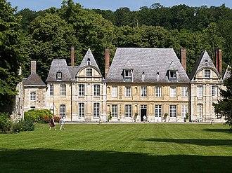 Canton of Barentin - Taillis Castle in Duclair