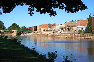 Chatham-Kent Municipality in Ontario, Canada