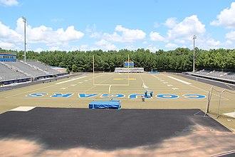 Chattahoochee High School - Chattahoochee High School football stadium