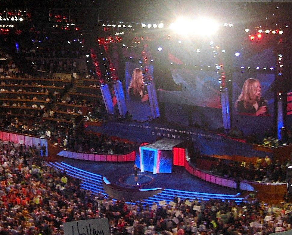 Chelsea Clinton DNC 2008