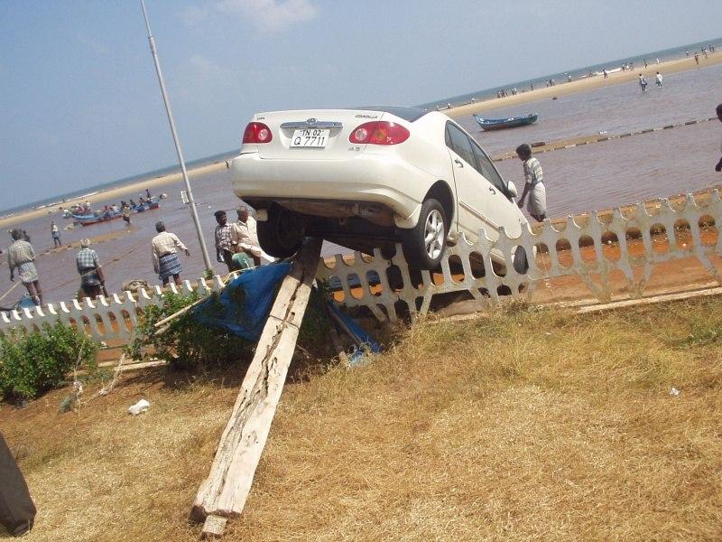 Chennai damage 1