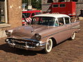 Chevrolet Bel Air (1957), Dutch licence registration DH-59-07 pic1.JPG
