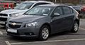Chevrolet Cruze LT 2.0 D Business Edition – Frontansicht, 18. März 2012, Wuppertal.jpg