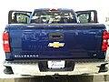 Chevrolet Silverado 2017 Pickup Truck Back.jpg