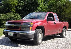 Chevrolet Colorado Extended Cab (2006)