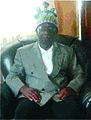 Chief Mwene Kathimba Chikambo, one of the Mbunda Chiefs in Zambia.jpg