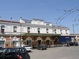 Stazione di Chieti