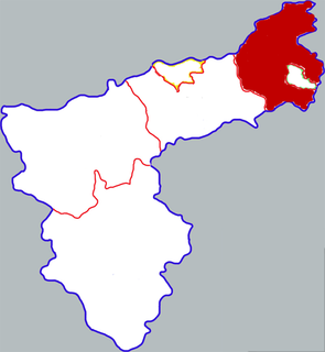 Mianchi County County in Henan, Peoples Republic of China
