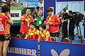 China national table tennis women's team.JPG