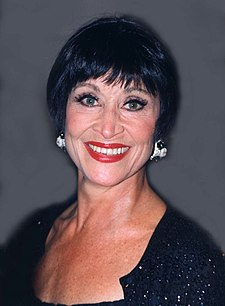Chita Rivera Actress, dancer, singer