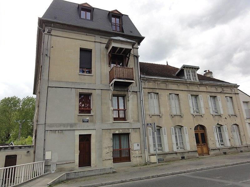 Chivy-lès-Étouvelles (Aisne) moulin