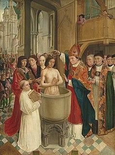Saint Remigius French bishop and saint