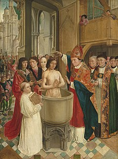 French bishop and saint