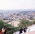 Chotila from hill.jpg