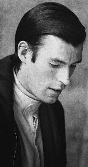 Chris Irwin - Image: Chris Irwin 1968