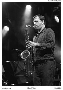 alt=Description de l'image Chris Potter North Sea Jazz festiavl.jpg.