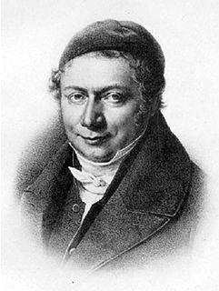 Christian Ludwig Nitzsch German zoologist and botanist (1782–1837)