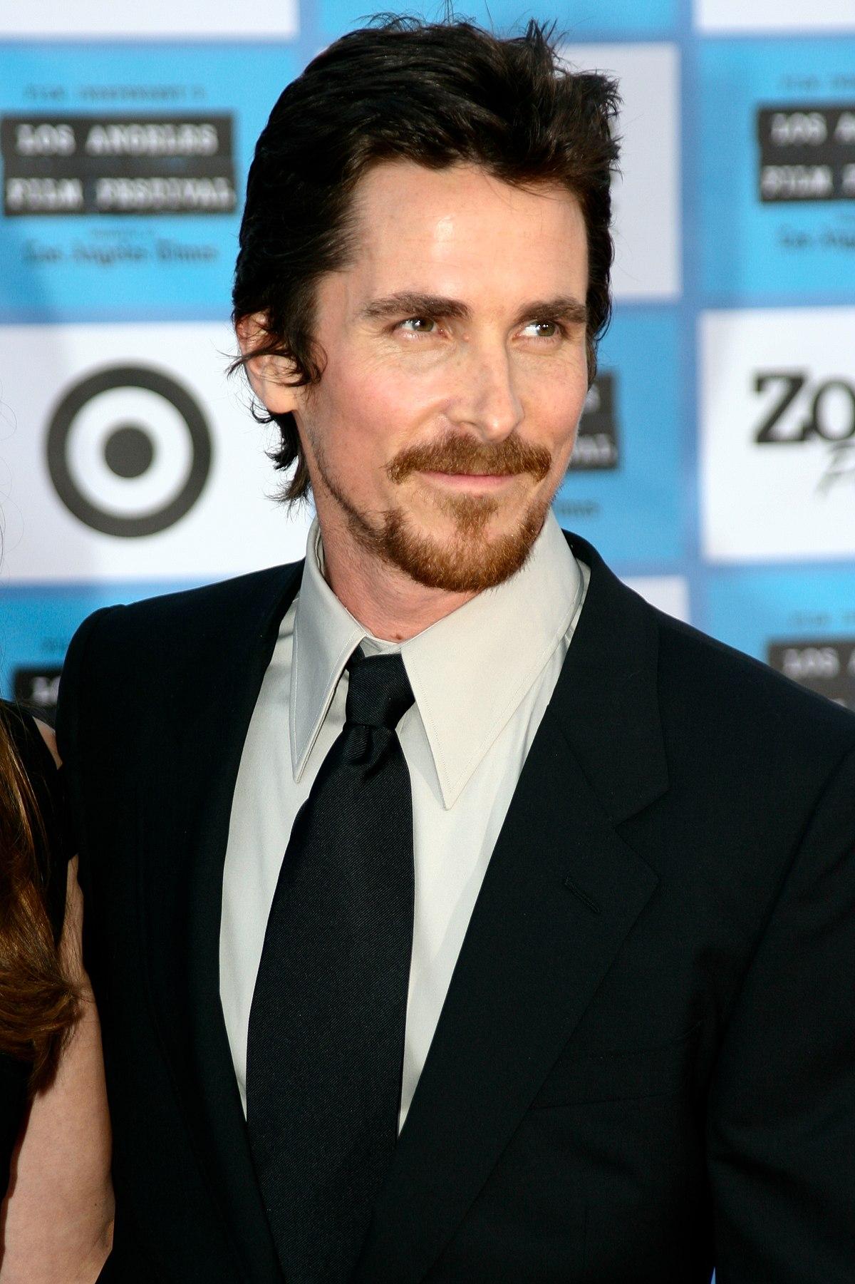 Christian Bale - Wikipedia, la enciclopedia libre Christian Bale
