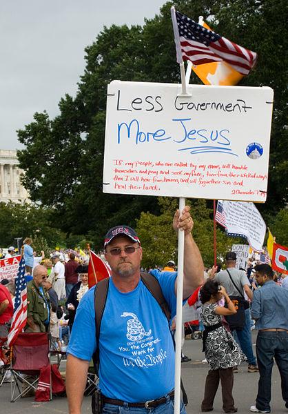 Файл: Христианская протестующего за чаем марта 2009.jpg