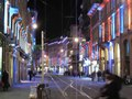 File:Christmas enlightments rue de la Mésange 1.ogv