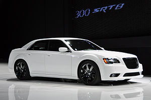 English: 2011 New York Auto Show - Chrysler 30...