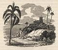 Church and Convent of Saint Antonio da Barre at Bahia (Maria Graham 1824).jpg