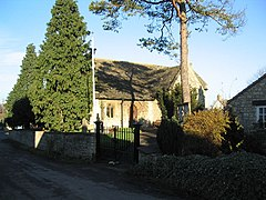Church of St John the Baptist, South Witham - geograph.org.uk - 89916.jpg