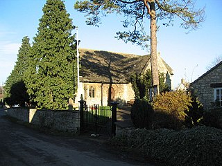 South Witham village in Lincolnshire