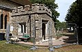 Church of St Mary exterior south porch Henham Essex England.jpg