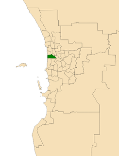 Electoral district of Churchlands state electoral district of Western Australia