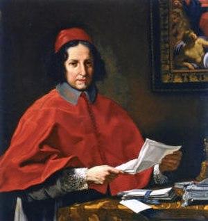 Alderano Cybo - Cardinal Alderano Cybo