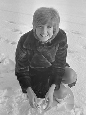 I'll Still Love You - Cilla Black, pictured in 1970