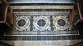 Cimitero dall'antella, cappella barocchi, pavimento della manifattura chini 01.JPG