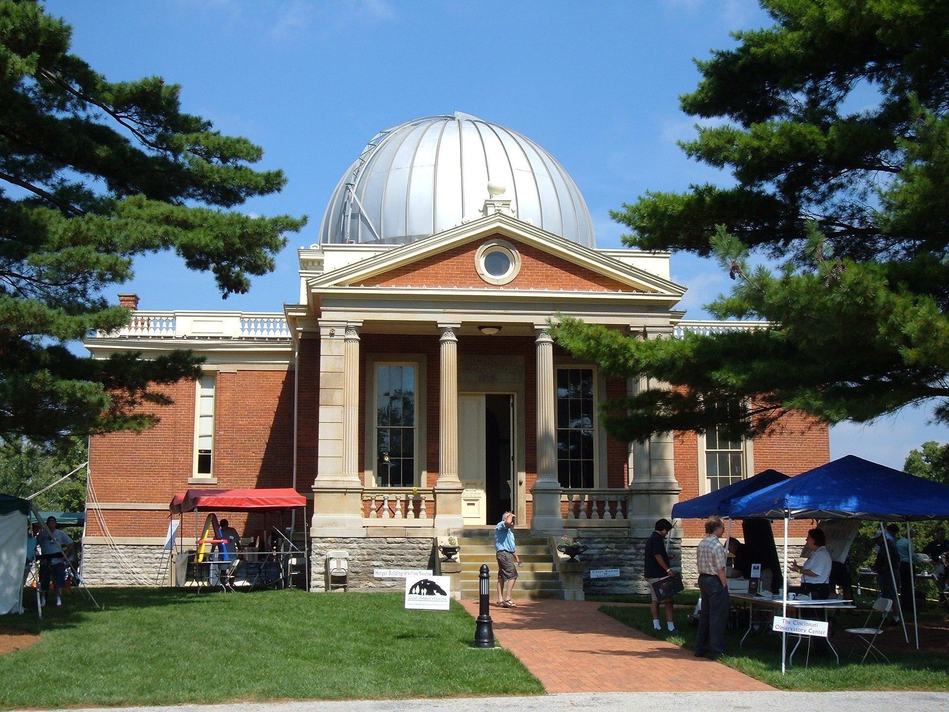 cincinnati observatory wikipedia