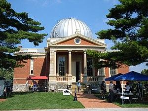 Cincinnati Observatory - Image: Cincinnati Observatory