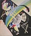 Circle on Black by Vasily Kandinsky, 1921.JPG