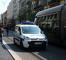 Police Municipale France Wikipédia