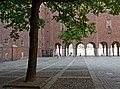 City Hall, Courtyard - Stockholm, Sweden - panoramio.jpg