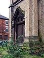 City Temple - East Entrance Doorway - geograph.org.uk - 298153.jpg