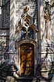 City of London Cemetery and Crematorium Anglican Church chapel southwest tower door 1.jpg