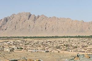 Nawzad, Afghanistan - Nawzad in June 2009