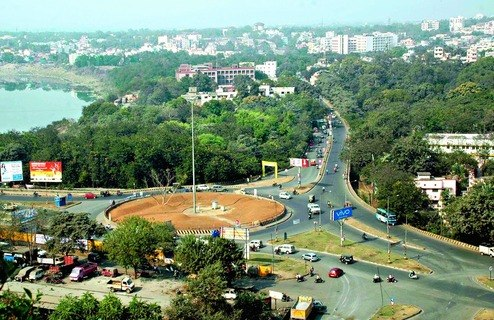 Cityscapes of Jamshedpur