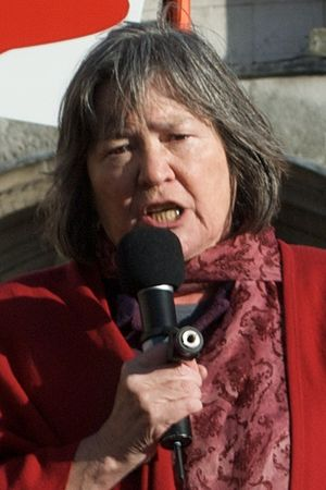 Secretary of State for International Development - Image: Clare Short, Birmingham for Gaza, January 2009 cropped