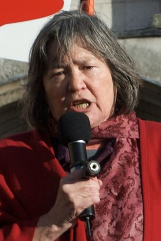 Shadow Secretary of State for Women and Equalities - Image: Clare Short, Birmingham for Gaza, January 2009 cropped