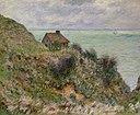 Claude Monet - La Cabane des Douaniers a Pourville (1882).jpg