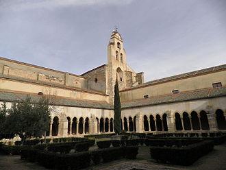 Nuestra Señora de la Soterraña - Image: Claustroy Torre